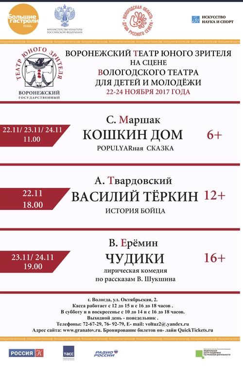 Афиша театра балета соловьяненко